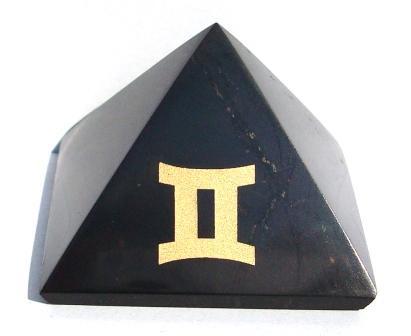 Šungitová pyramida recenze