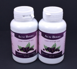 10:1 Acai berry 120 tablet (2 ks)