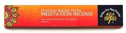 Golden Tree Nag Champa - Meditace